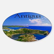 Antigua11.5x9 Decal