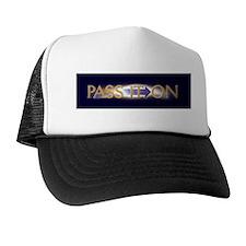 Pass It On Main Logo Trucker Hat