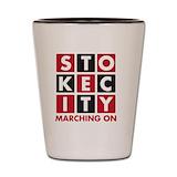 Stoke city Shot Glasses