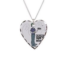 ghosts-with-investigator Necklace