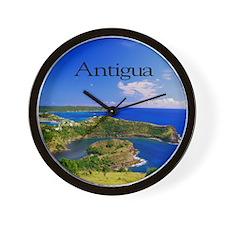 Antigua11x11 Wall Clock