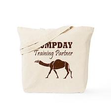 Vintage Hump Day Training Partner Tote Bag