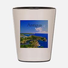 Antigua52x62 Shot Glass