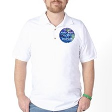 Earth illustration T-Shirt