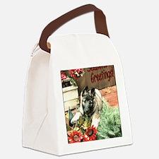 Born to be wild Nokomis Seasons G Canvas Lunch Bag