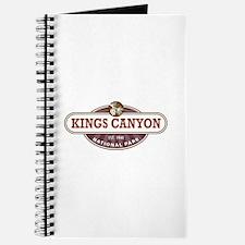 Kings Canyon National Park Journal