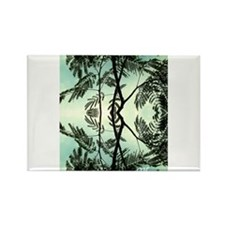 Mimosa Tree Magnets