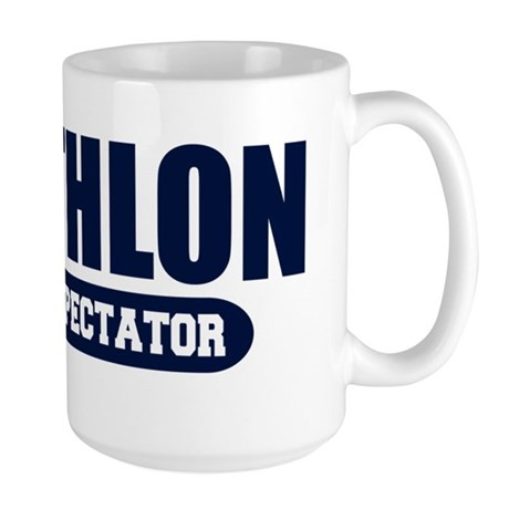 OfficialSpectator-Triathlon Large Mug