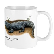 Chinese Alligator Small Mug