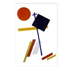 Malevich---Suprematism Postcards (Package of 8)