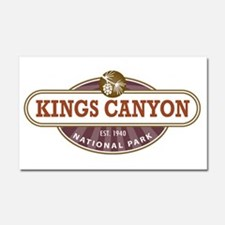 Kings Canyon National Park Car Magnet 20 x 12