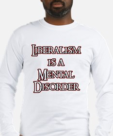 liberalism_red Long Sleeve T-Shirt