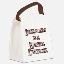 liberalism_red Canvas Lunch Bag