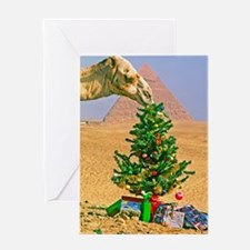 cameleatingtree Greeting Card
