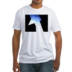 New York, New York Fitted T-Shirt