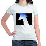 New York, New York Jr. Ringer T-Shirt