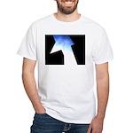 New York, New York White T-Shirt