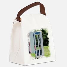 PhoTileCl Canvas Lunch Bag