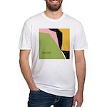 Surf Design V Fitted T-Shirt