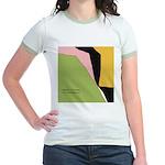 Surf Design V Jr. Ringer T-Shirt