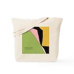 Surf Design V Tote Bag
