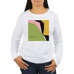 Surf Design V Women's Long Sleeve T-Shirt