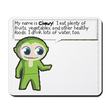 Chewy Intro Mousepad