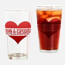 ryanespoheart Drinking Glass