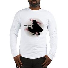 iCatch Baseball Long Sleeve T-Shirt