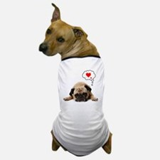 Valentine 5x7 Dog T-Shirt