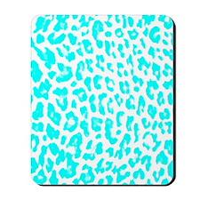 Lite Blue Lep 460 Mousepad