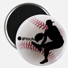 iPitch Baseball Magnet