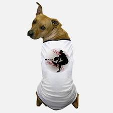 iPitch Baseball Dog T-Shirt