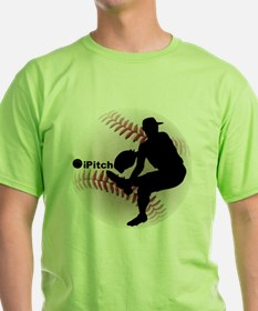 iPitch Baseball T-Shirt