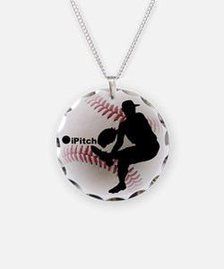 iPitch Baseball Necklace