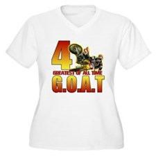The Goat Plus Size T-Shirt