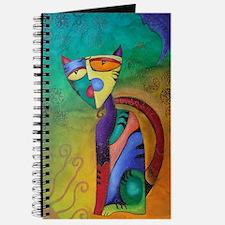 Celestial Cat Journal