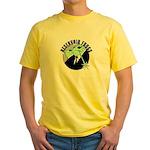 Reservoir Frogs Yellow T-Shirt