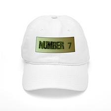 number 7 Cap