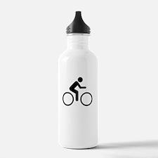 iBike White Water Bottle