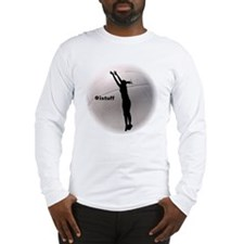 istuff Volleyball Long Sleeve T-Shirt