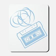X392A_Tape_LtBlue Mousepad