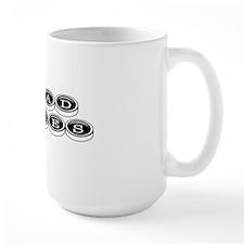 art-deadlineswhitetype Mug