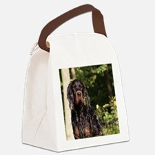 WetHeadNoteCard Canvas Lunch Bag