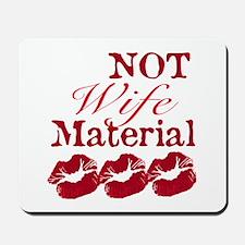 Not wife...  Mousepad