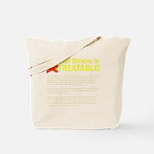 untreatableshirtdark Tote Bag