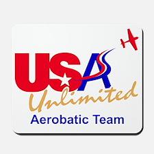 USA Team Logo Mousepad