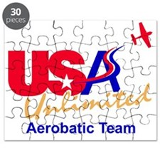 USA Team Logo Puzzle