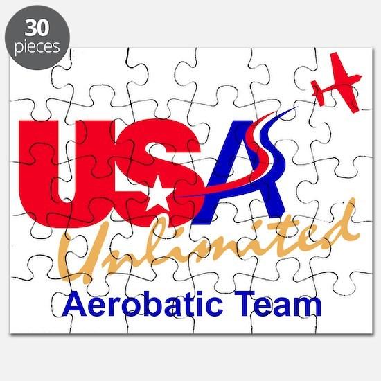 USA Team Logo Puzzle