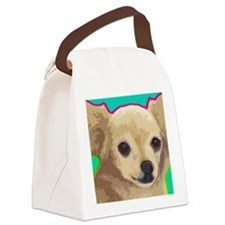 large cafe chihua Canvas Lunch Bag